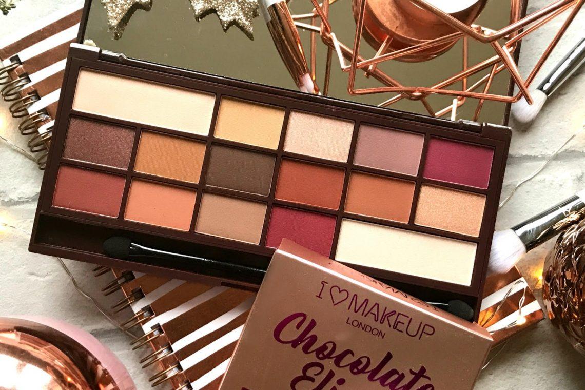 Make Up Tafel : Lidschatten wie eine tafel schokolade das ist makeup revolution